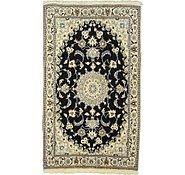 Link to 3' 9 x 6' 6 Nain Persian Rug