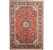Link to 9' 4 x 13' 7 Kashan Persian Rug