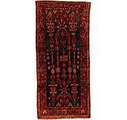 Link to 4' 8 x 10' 5 Hamedan Persian Runner Rug