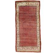 Link to 4' 2 x 8' 11 Farahan Persian Rug