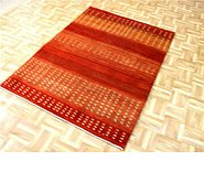 Link to 3' 10 x 5' 6 Kashkuli Gabbeh Persian Rug