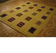 Link to 6' 9 x 8' 5 Kashkuli Gabbeh Persian Rug