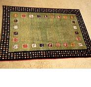 Link to 2' 8 x 4' Kashkuli Gabbeh Persian Rug