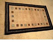 Link to 2' 7 x 4' 3 Kashkuli Gabbeh Persian Rug
