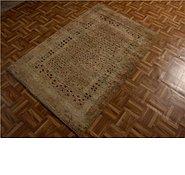 Link to 3' 7 x 5' 5 Kashkuli Gabbeh Persian Rug