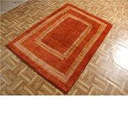 Link to 3' 11 x 5' 8 Kashkuli Gabbeh Persian Rug