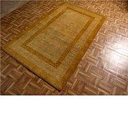 Link to 4' x 6' 8 Kashkuli Gabbeh Persian Rug