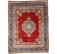 Link to 9' 10 x 12' 10 Kerman Persian Rug