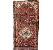 Link to 4' 8 x 11' 9 Hossainabad Persian Runner Rug