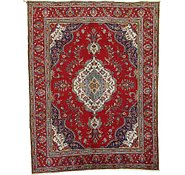 Link to 9' 2 x 13' Tabriz Persian Rug