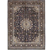 Link to 9' 10 x 13' 2 Kashmar Persian Rug