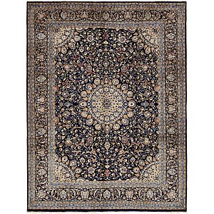 HandKnotted 9' 10 x 13' 2 Kashmar Persian Rug
