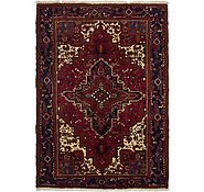 Link to 7' x 9' 9 Heriz Persian Rug
