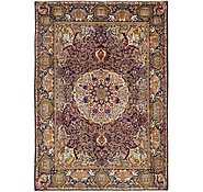 Link to 9' 6 x 13' 2 Kashmar Persian Rug
