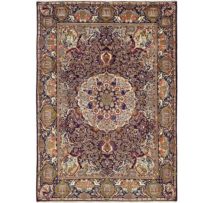 9' 6 x 13' 2 Kashmar Persian Rug