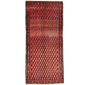 Link to 4' 10 x 10' 6 Bidjar Persian Runner Rug