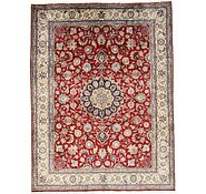 Link to 9' 7 x 12' 8 Tabriz Persian Rug
