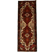 Link to 4' 4 x 10' Saveh Persian Runner Rug