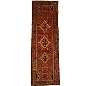 Link to 3' 5 x 10' 3 Hossainabad Persian Runner Rug