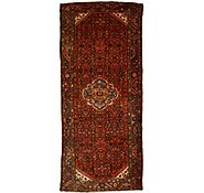 Link to 4' x 9' 4 Hossainabad Persian Runner Rug