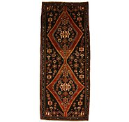 Link to 3' 10 x 9' 7 Mazlaghan Persian Runner Rug