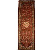 Link to 3' 7 x 10' 11 Hossainabad Persian Runner Rug