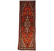 Link to 3' 4 x 9' 9 Hamedan Persian Runner Rug