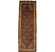 Link to 3' 7 x 10' 1 Hamedan Persian Runner Rug