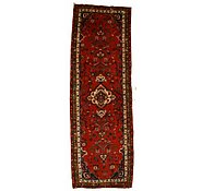 Link to 3' 4 x 10' Mehraban Persian Runner Rug