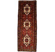 Link to 3' 11 x 10' 11 Hamedan Persian Runner Rug