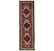 Link to 3' 2 x 11' Meshkin Persian Runner Rug