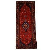 Link to 4' x 9' 5 Khamseh Persian Runner Rug