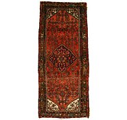 Link to 4' 2 x 9' 11 Hossainabad Persian Runner Rug