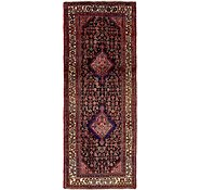 Link to 4' 2 x 10' 5 Khamseh Persian Runner Rug