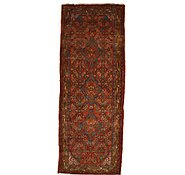 Link to 3' 9 x 10' 5 Hamedan Persian Runner Rug
