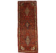 Link to 3' 8 x 9' 10 Hossainabad Persian Runner Rug