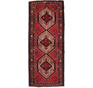 Link to 3' 10 x 9' 3 Meshkin Persian Runner Rug