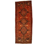 Link to 3' 8 x 9' 9 Zanjan Persian Runner Rug