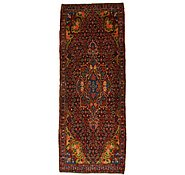 Link to 3' 11 x 10' 1 Farahan Persian Runner Rug