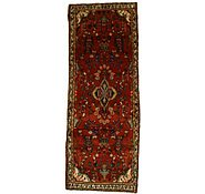 Link to 3' 7 x 9' 7 Hamedan Persian Runner Rug
