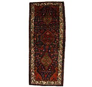 Link to 3' 8 x 9' 2 Hamedan Persian Runner Rug