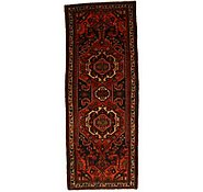 Link to 3' 6 x 9' 6 Zanjan Persian Runner Rug