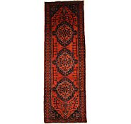 Link to 3' 6 x 10' 5 Khamseh Persian Runner Rug