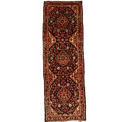 Link to 3' 5 x 10' 3 Khamseh Persian Runner Rug