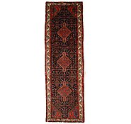 Link to 3' 5 x 10' 8 Hamedan Persian Runner Rug