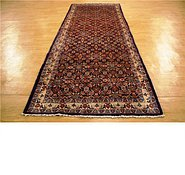 Link to 4' 5 x 10' 11 Farahan Persian Runner Rug