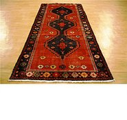 Link to 4' 8 x 9' 6 Mehraban Persian Rug