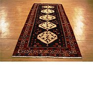 Link to 4' 4 x 9' 7 Tafresh Persian Runner Rug