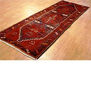 Link to 3' 7 x 9' 2 Zanjan Persian Runner Rug