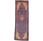 Link to 3' 10 x 9' 8 Farahan Persian Runner Rug